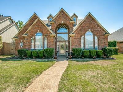 Allen Single Family Home For Sale: 1106 Timberline Lane