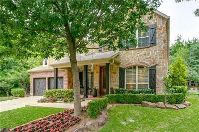 McKinney Single Family Home Active Option Contract: 3205 Country Club Drive