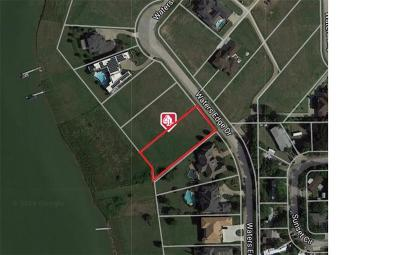 Collin County, Dallas County, Denton County, Kaufman County, Rockwall County, Tarrant County Residential Lots & Land For Sale: 7225 Waters Edge Drive