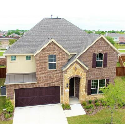 McKinney Single Family Home For Sale: 5704 Morning Wind Drive