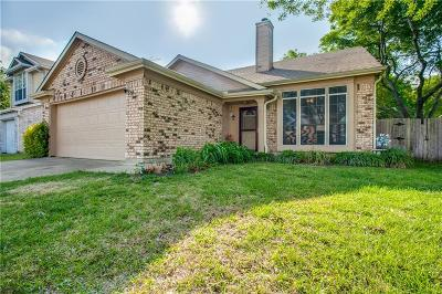 Rowlett Single Family Home For Sale: 7818 Park Lane