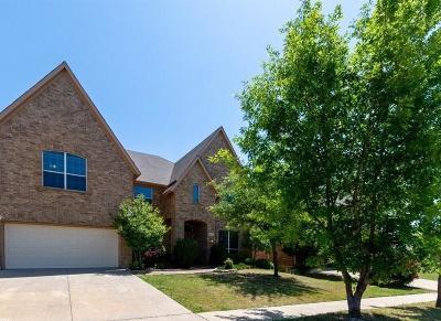 Fort Worth Single Family Home For Sale: 8613 Sunwood Court