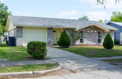 Garland Single Family Home For Sale: 1409 Meridian Way