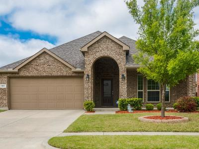 Mckinney Single Family Home For Sale: 304 Riverstone Way