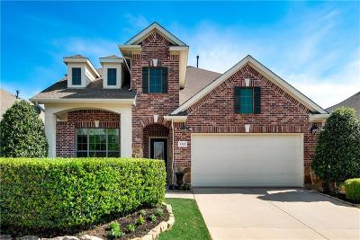 Mckinney Single Family Home For Sale: 9313 Caliente Drive