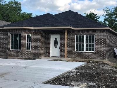 Single Family Home For Sale: 522 E College Street