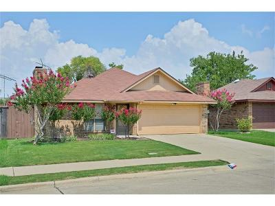 Carrollton Single Family Home For Sale: 1006 Willowbrook Trail