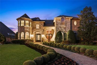 Southlake TX Single Family Home For Sale: $899,880
