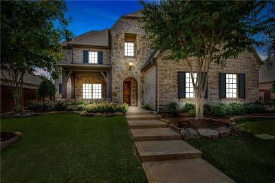 Irving Single Family Home For Sale: 616 Scenic Drive