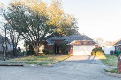 Collin County, Dallas County, Denton County, Kaufman County, Rockwall County, Tarrant County Residential Lease For Lease: 6606 Warwick Drive
