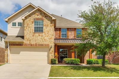 Fort Worth Single Family Home For Sale: 3713 Glassenberry Street