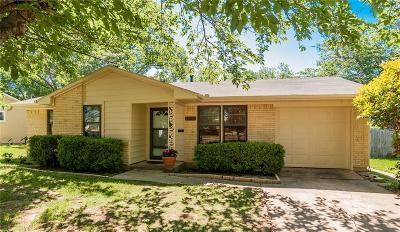 Mesquite Single Family Home For Sale: 1826 Longview Street