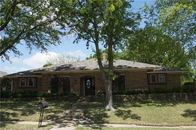 Garland Single Family Home For Sale: 2826 Club Meadow Drive