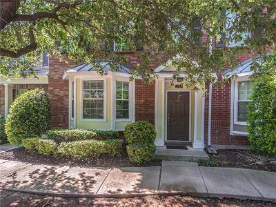 Bedford Townhouse For Sale: 3212 Bedford Road
