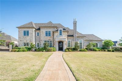 Allen TX Single Family Home For Sale: $1,500,000