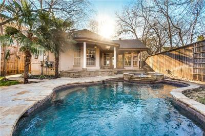 Dallas Single Family Home For Sale: 4747 Elsby Avenue