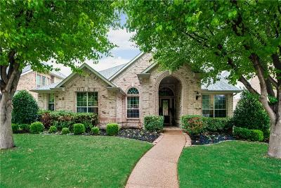 Allen Single Family Home For Sale: 1122 Waterford Way
