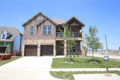 McKinney Single Family Home For Sale: 5900 Morning Wind Drive