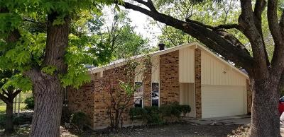 Arlington TX Single Family Home For Sale: $174,900