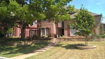 Fort Worth Single Family Home For Sale: 8025 Misty Trail