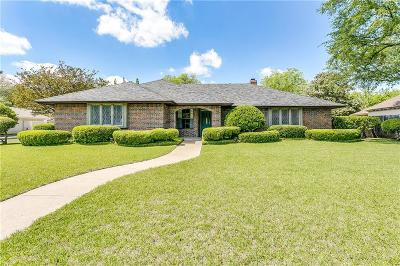 Fort Worth Single Family Home For Sale: 7026 Battle Creek Road