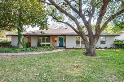 Single Family Home For Sale: 3746 Alta Vista Lane