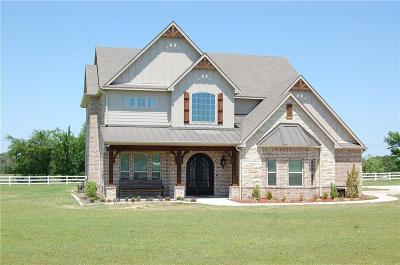 Canton TX Single Family Home For Sale: $519,900
