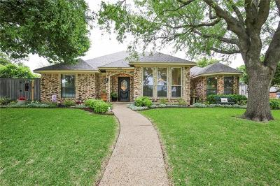 Plano TX Single Family Home Active Contingent: $325,900