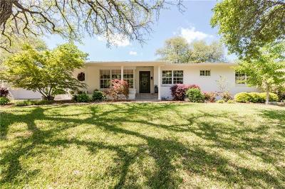 Fort Worth Single Family Home For Sale: 6812 Standering Road