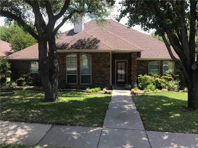 Carrollton Single Family Home For Sale: 3708 Reminton Drive