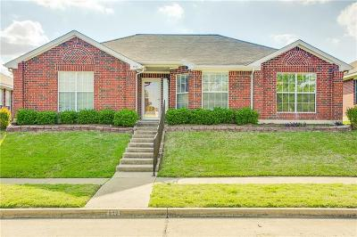 Garland Single Family Home For Sale: 4505 Crystal Lane