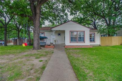 Irving Single Family Home Active Option Contract: 227 Leslie Lane