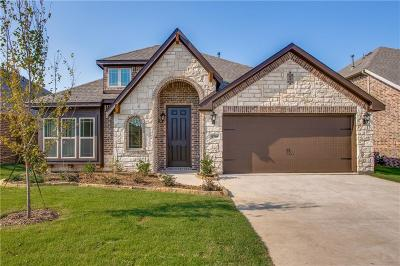 Denton Single Family Home For Sale: 9709 Athens Drive