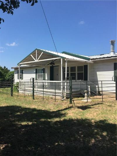 Springtown Single Family Home Active Contingent: 1108 Ross Lane