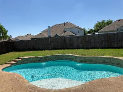 Forney Single Family Home For Sale: 1518 Fairfield Drive