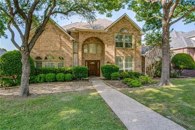 Richardson Single Family Home For Sale: 204 Long Canyon Court