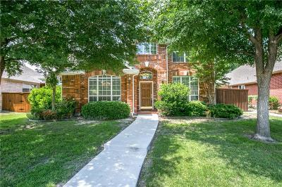 Frisco Single Family Home For Sale: 8513 Turnberry Drive