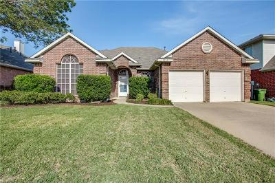 Plano Single Family Home For Sale: 7812 Kinman Lane