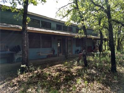Millsap Farm & Ranch For Sale: 6396 Dobbs Valley Road