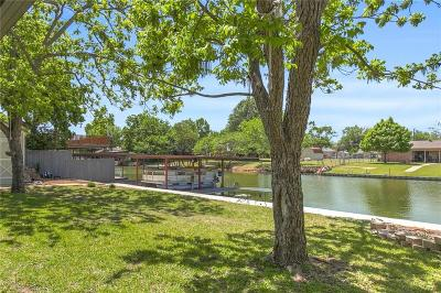 Parker County, Tarrant County, Hood County, Wise County Single Family Home For Sale: 4606 Marina Court