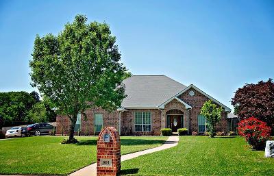 Cedar Creek Lake, Athens, Kemp Single Family Home For Sale: 801 Rico Drive