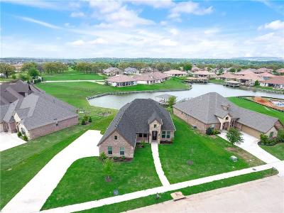 Parker County, Tarrant County, Hood County, Wise County Single Family Home For Sale: 1208 Huntington Cove Court