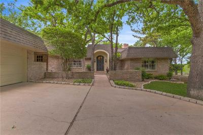 Granbury Single Family Home For Sale: 4111 Fairway Drive