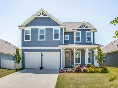 Aubrey Single Family Home For Sale: 9116 Benevolent Court