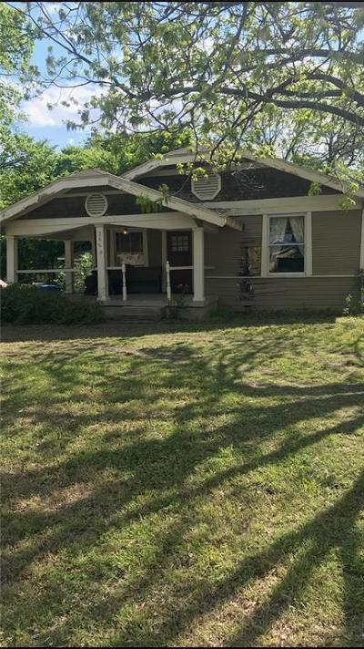Rowlett Single Family Home For Sale: 3600 Elm Grove Road