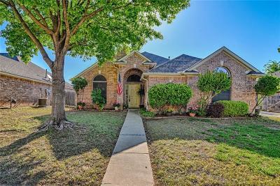 Arlington TX Single Family Home For Sale: $292,000
