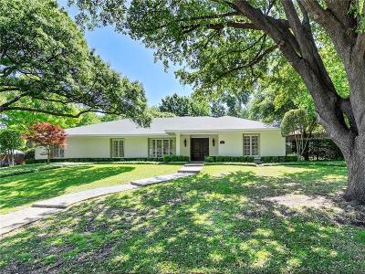 Fort Worth Single Family Home For Sale: 1501 Ems Road E