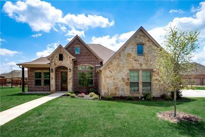 Parker County, Tarrant County, Hood County, Wise County Single Family Home Active Option Contract: 1024 Sunset Bay Court