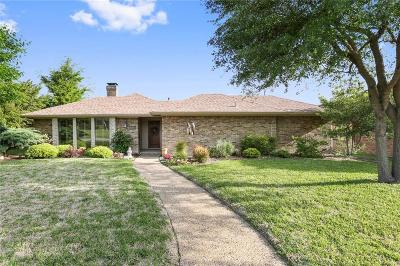 Richardson Single Family Home For Sale: 1107 Horizon Trail