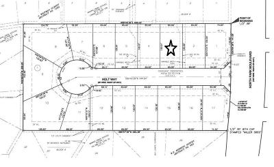 Grapevine Residential Lots & Land For Sale: 901 N Park Boulevard #3